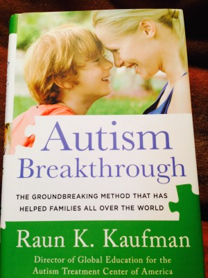 "Book Review on ""Autism Breakthrough"" by Raun Kaufman"