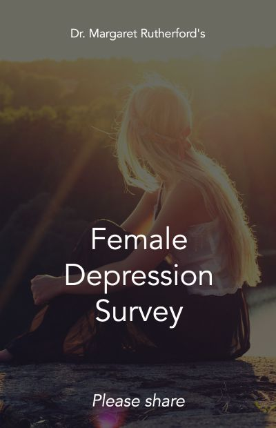 Female Depression Survey