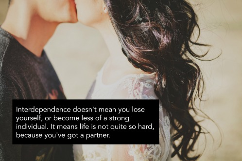 What Is Healthy Dependence In A Relationship?