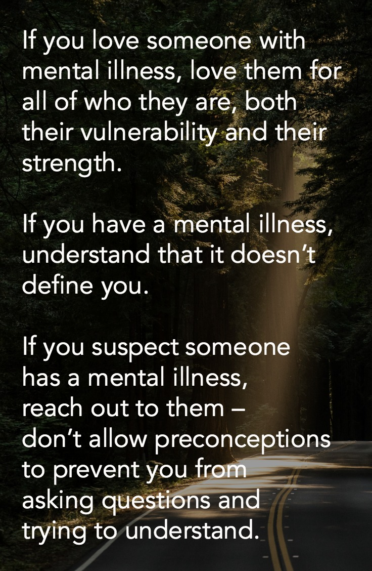 What I've Learned From Having A Mental Illness - Dr ...
