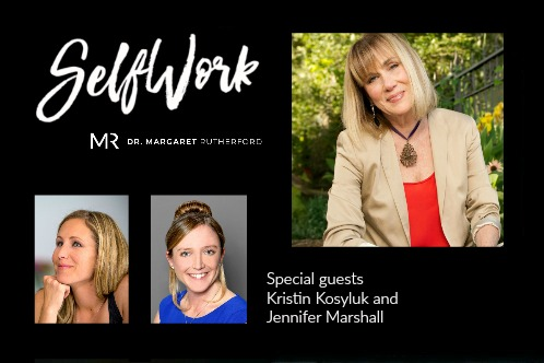 083 SelfWork: Talking Matters. Interview with Jennifer Marshall, Co-founder of This Is My Brave and Dr. Kristin Kosyluk