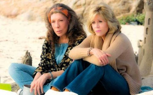 Binge-Watching Grace and Frankie? Get Ready to Face Your Fears