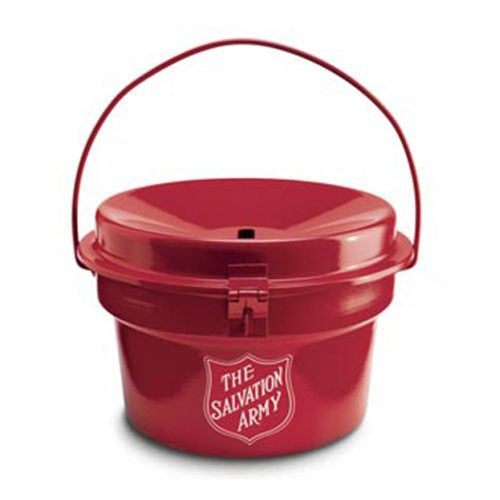 The Red Bucket Man