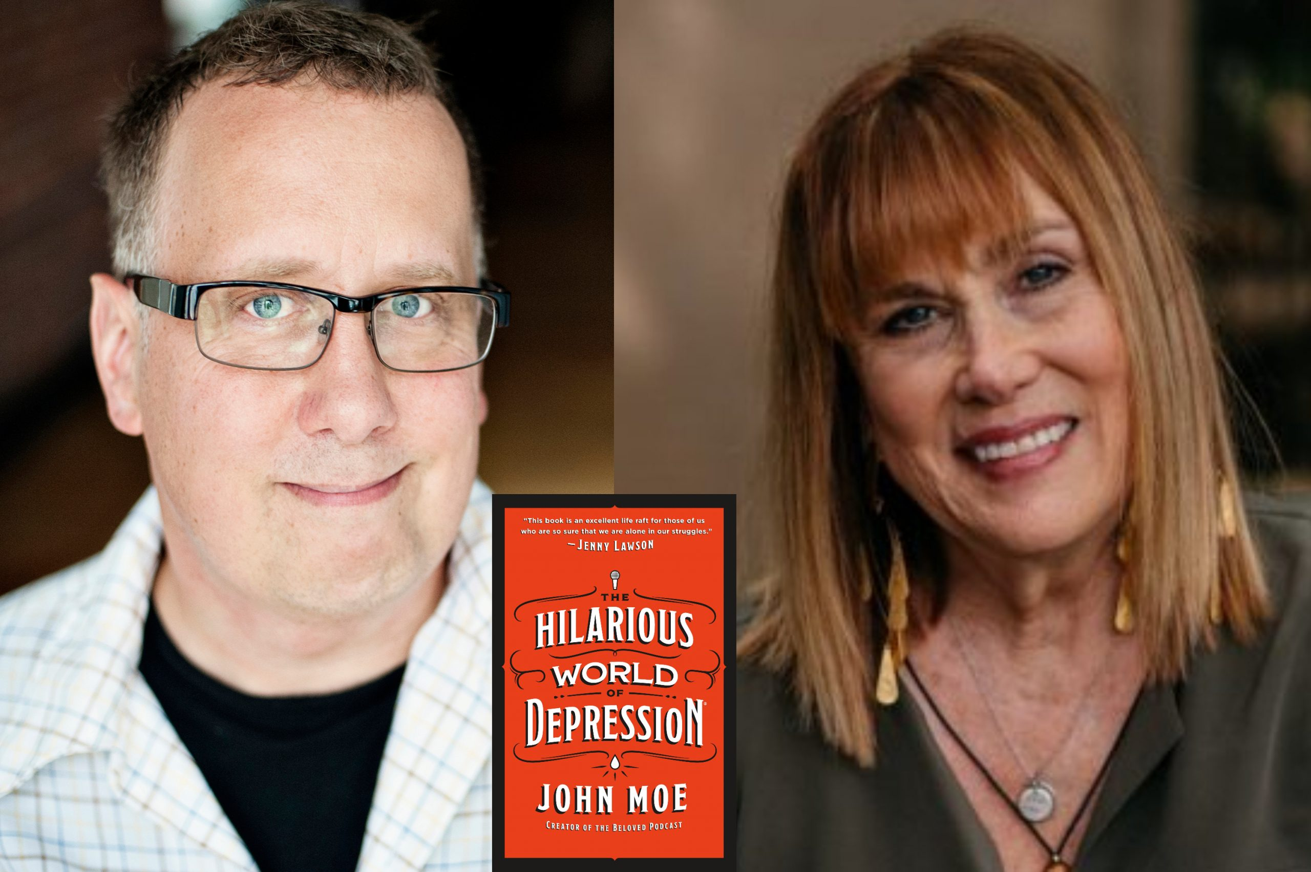 193 SelfWork: A Conversation with John Moe, author of The Hilarious World of Depression